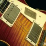 Gibson CUSTOM SHOP HISTORIC SELECT 1959 Les Paul Reissue Murphy Burst and Aged BB COVER BURST