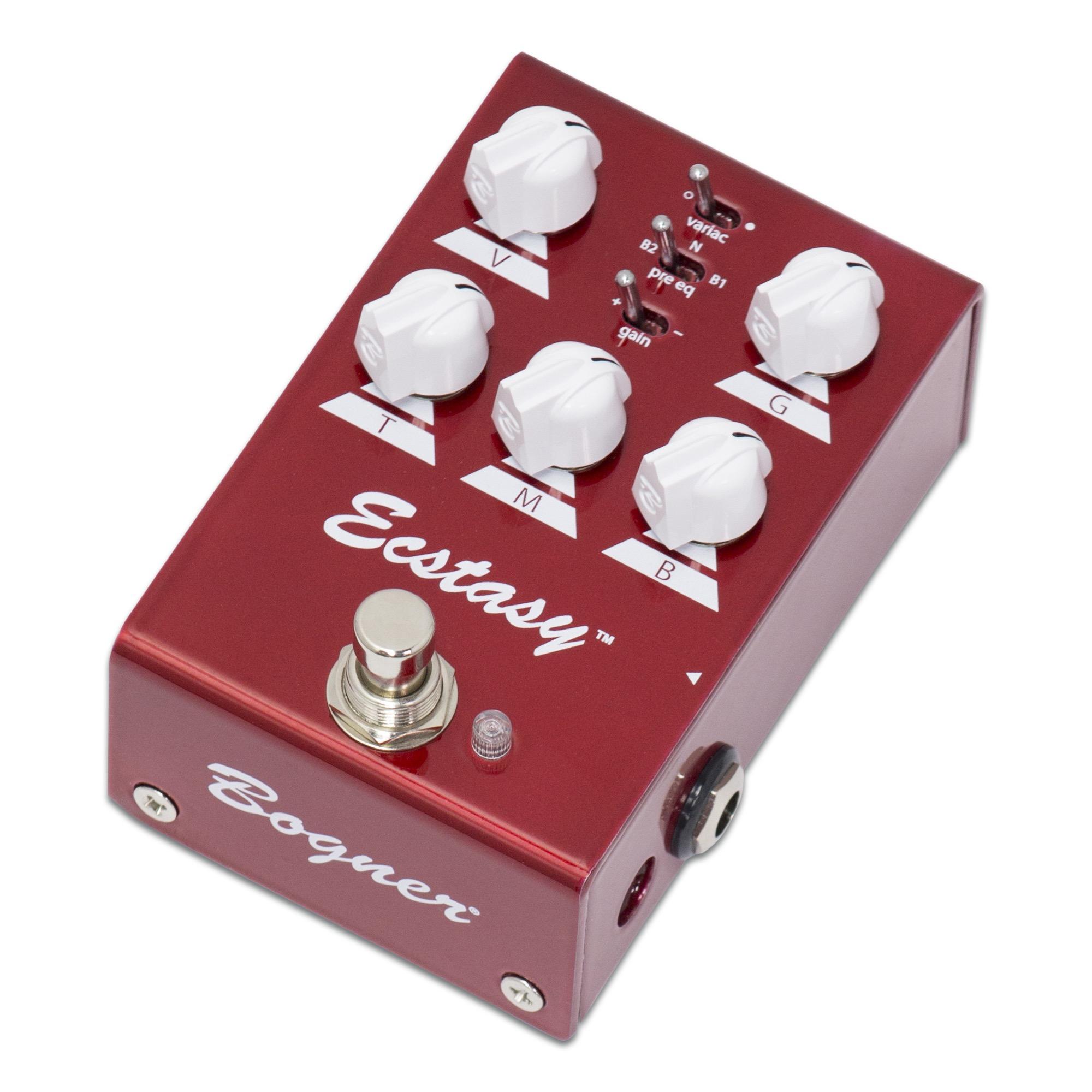 Bogner ecstasy red pedalecstasy blue pedal bogner voltagebd Gallery