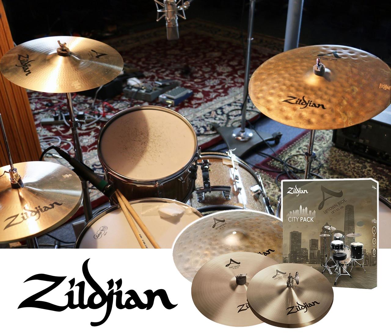 Zildjian】A Zildjianシリーズよ...