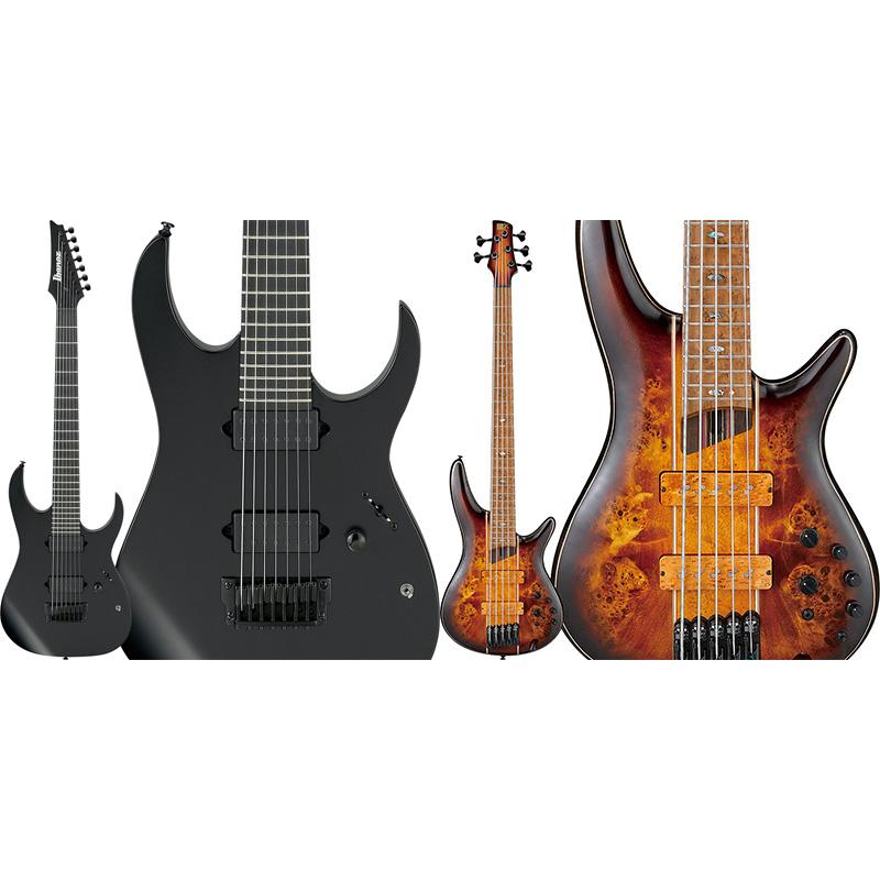 チューニング ギター 7 弦 7弦ギターのおすすめ人気ランキング10選【Ibanez・SCHECTER・Music manも】
