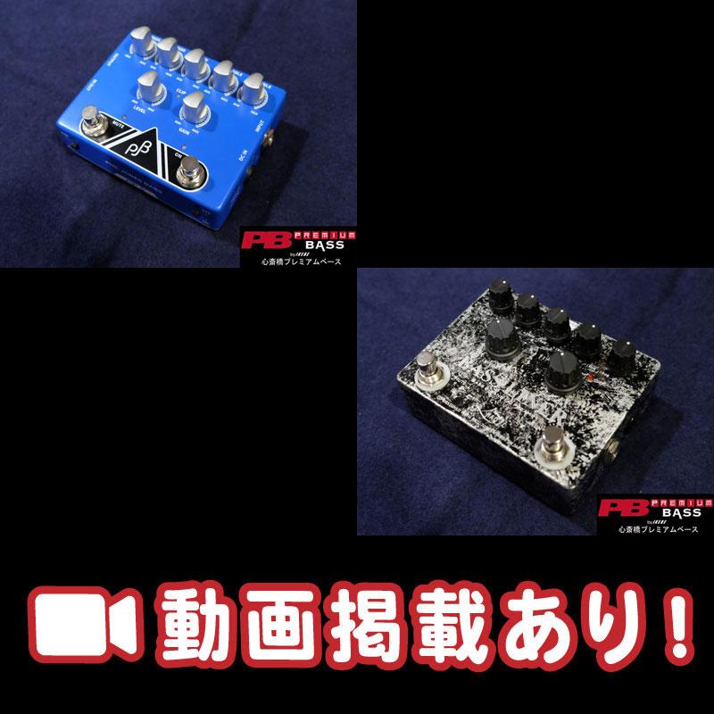 """PJBブランド初のペダル型プリアンプ""""PE-5″を早速インプレッション!"""